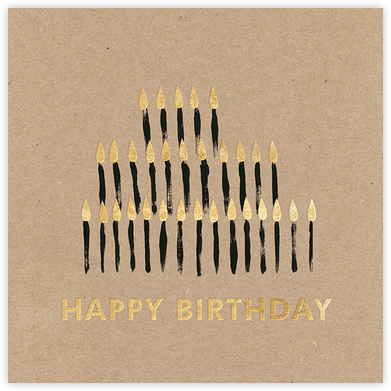 Luminate (Square) - Kelly Wearstler - Birthday Cards for Him