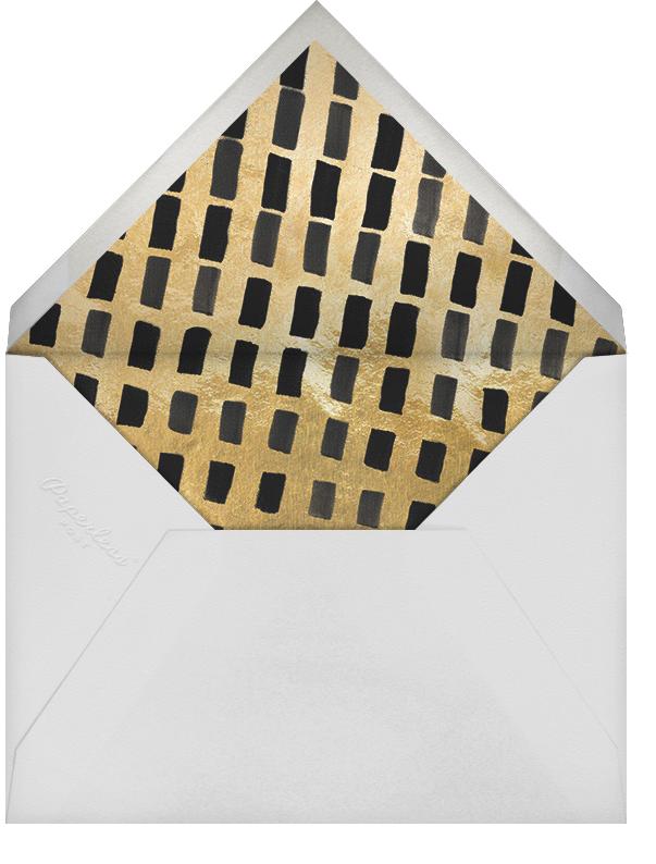 Echo (Invitation) - Kelly Wearstler - All - envelope back
