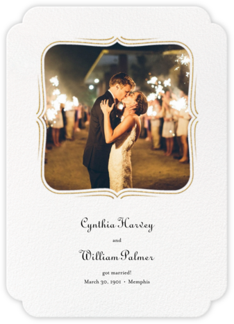 Sweet Dreams - Paperless Post - Wedding