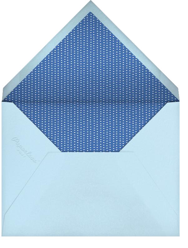 Homerun - Paperless Post - Kids' birthday - envelope back