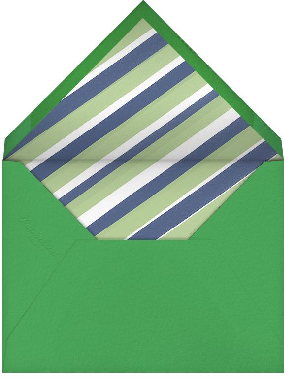 Clover Field - Paperless Post - St. Patrick's Day - envelope back