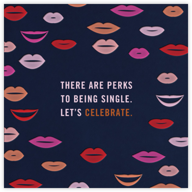 Lips - Paperless Post - Valentine's Day Cards