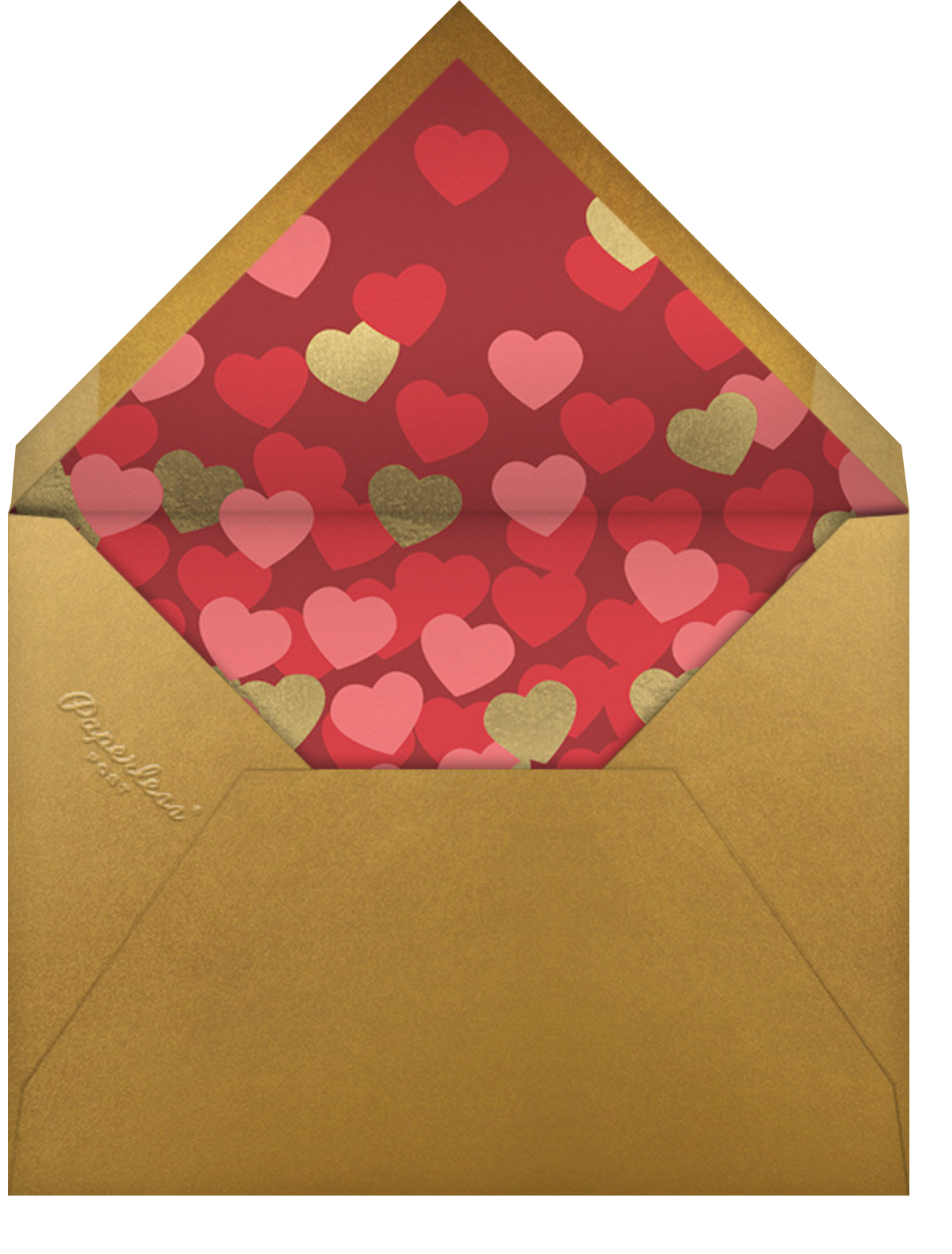 Heavy Scale - Love - Paperless Post - Envelope