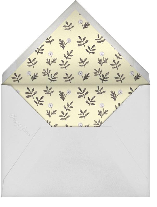 Bunny Bibliophiles - Paperless Post - Book club - envelope back