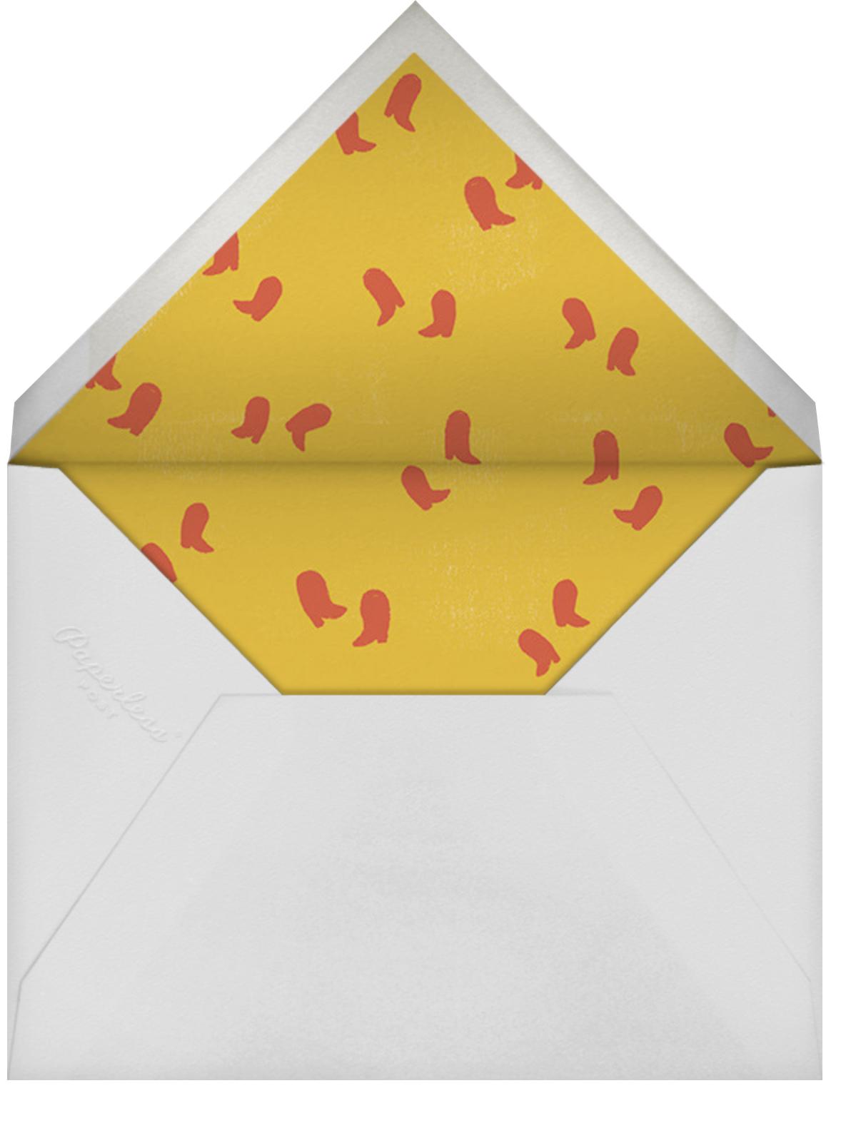 High Moon - Paperless Post - Kids' birthday - envelope back