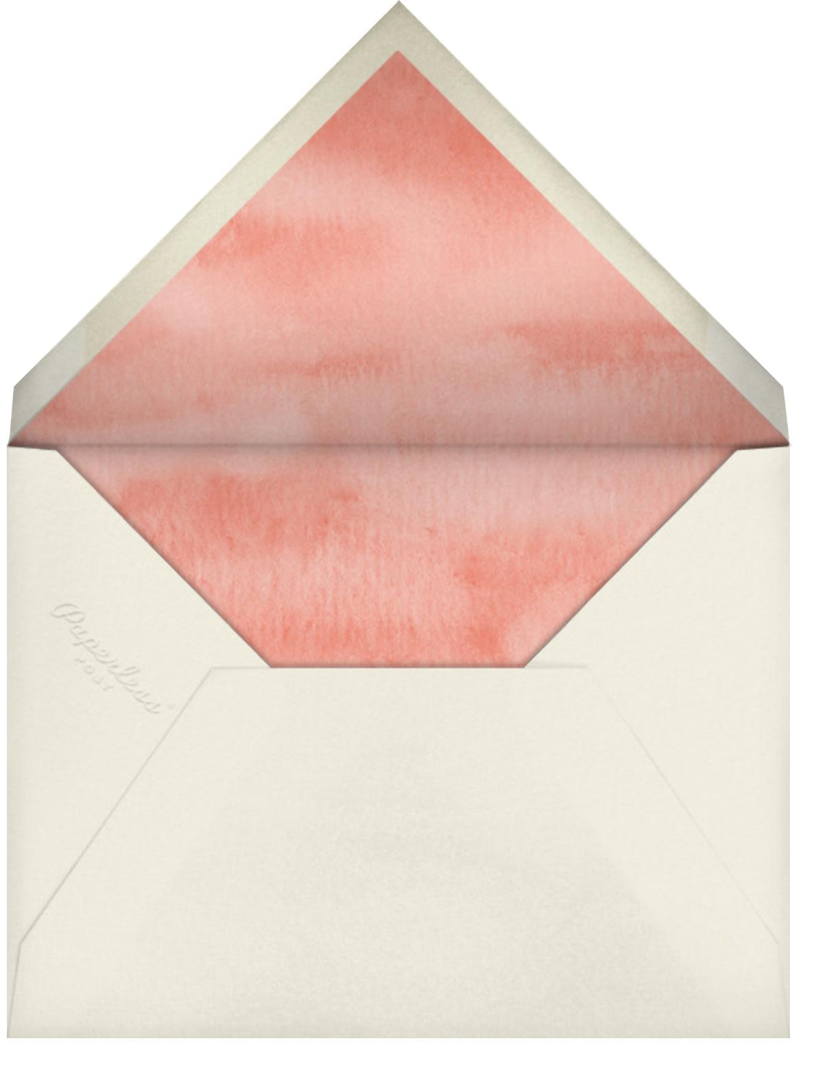 Macarons Quartet - Pink - Felix Doolittle - Envelope