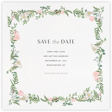 Lautaret (Save the Date) - Paperless Post - Save the dates