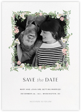 Lautaret (Photo Save the Date) - Paperless Post - Save the dates