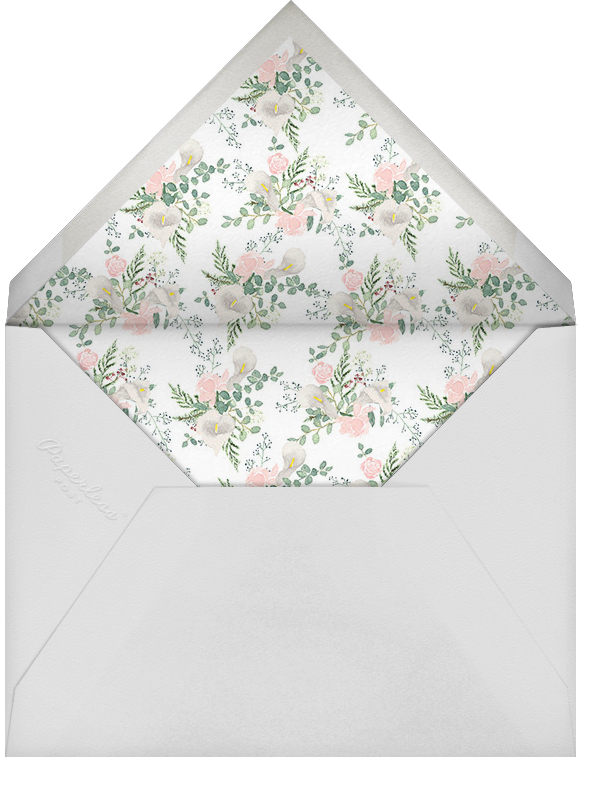 Lautaret (Photo Save the Date) - Paperless Post - Photo  - envelope back