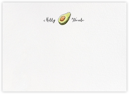 Avocadabra - Paperless Post - Stationery