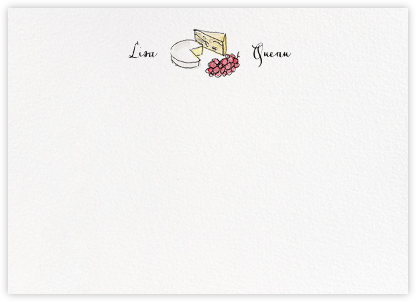 Monsieur Affineur - Paperless Post - Personalized Stationery