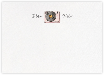 Table Turner - Paperless Post - Personalized Stationery