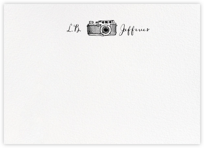 Shutterbug - Paperless Post - Personalized Stationery