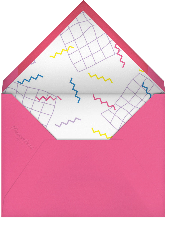 Semi-Perm - Paperless Post - Adult birthday - envelope back