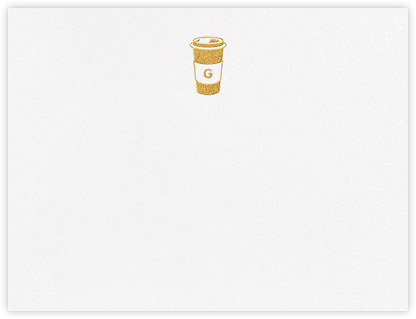 Cascara - Paperless Post - Personalized Stationery