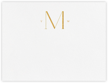 Lilienstil (M) - Paperless Post - Personalized Stationery