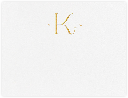 Lilienstil (K) - Paperless Post - Personalized Stationery