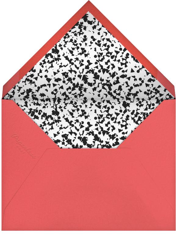 Shrimp and Sparklers - Paperless Post - Adult birthday - envelope back