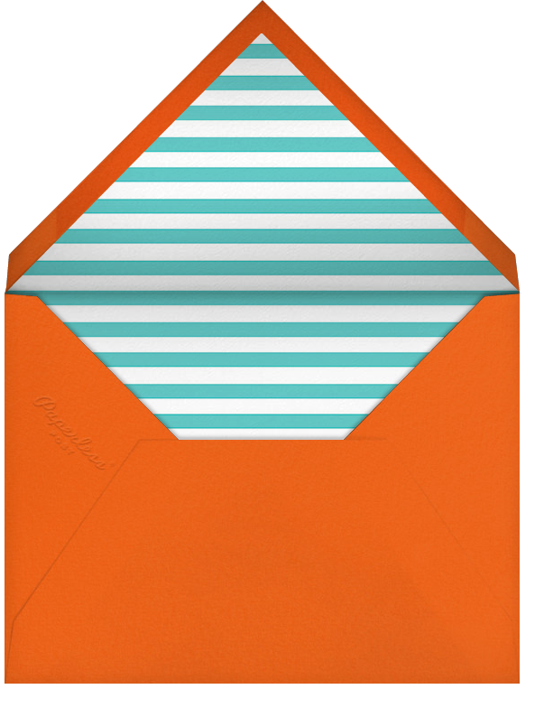Your Age in Lights - Paperless Post - Adult birthday - envelope back