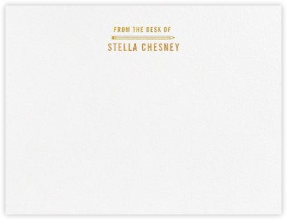 Ferrule - Paperless Post - Personalized Stationery