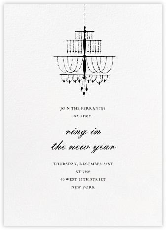 Murano - Paperless Post - New Year's Eve Invitations