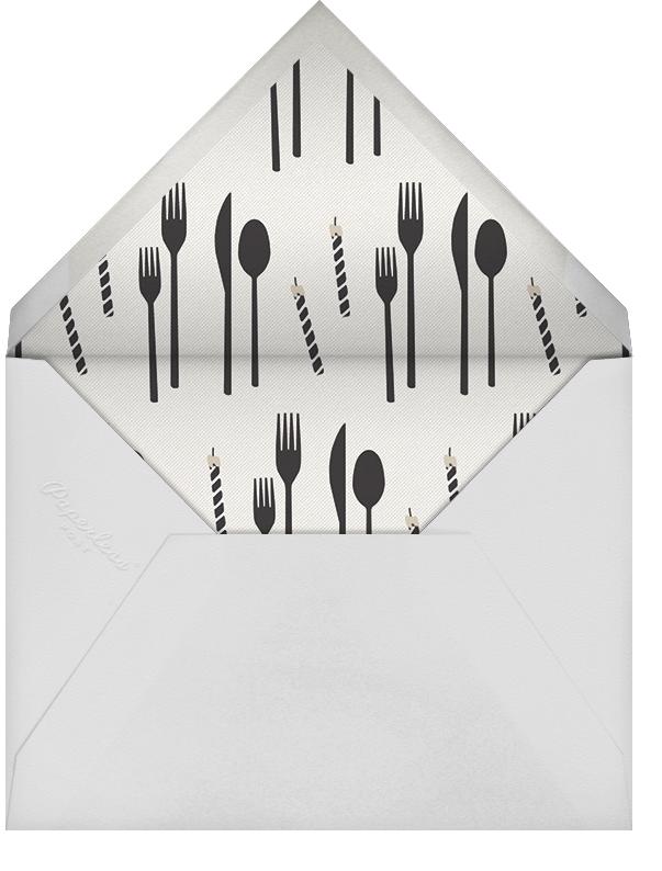 Decorum, Please - Paperless Post - Adult birthday - envelope back