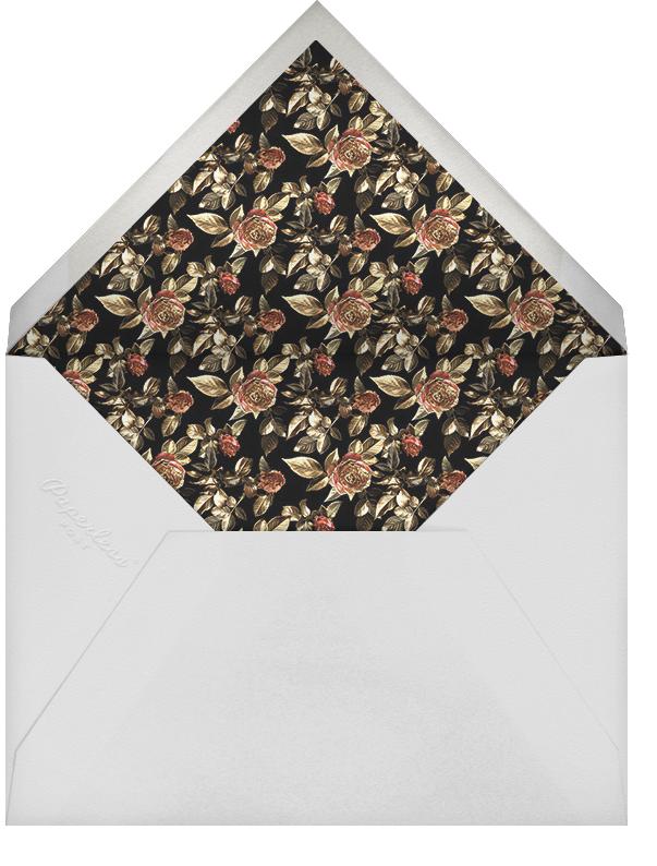 Girardin - Paperless Post - Anniversary party - envelope back