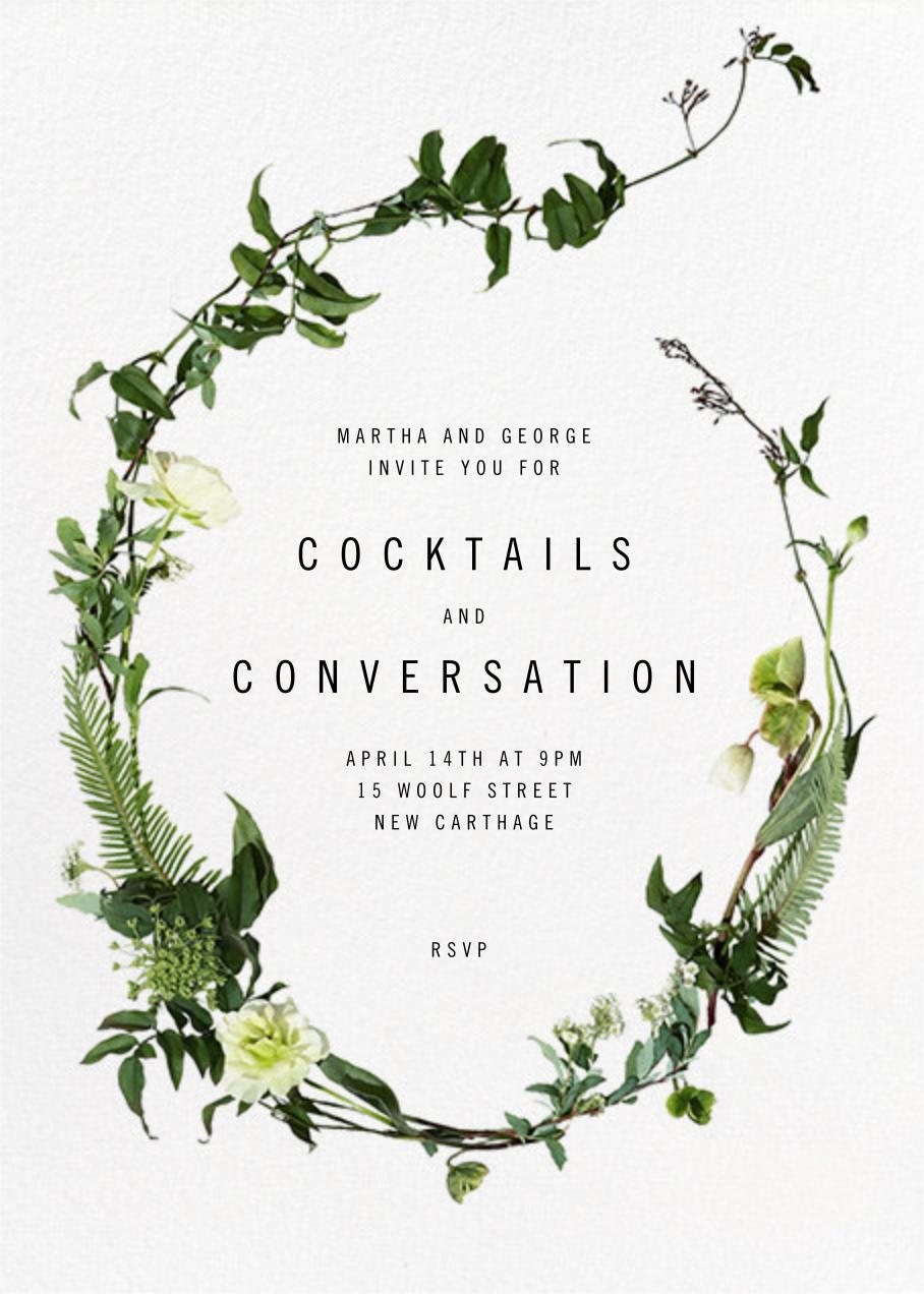 Chincoteague - Paperless Post - Summer entertaining invitations
