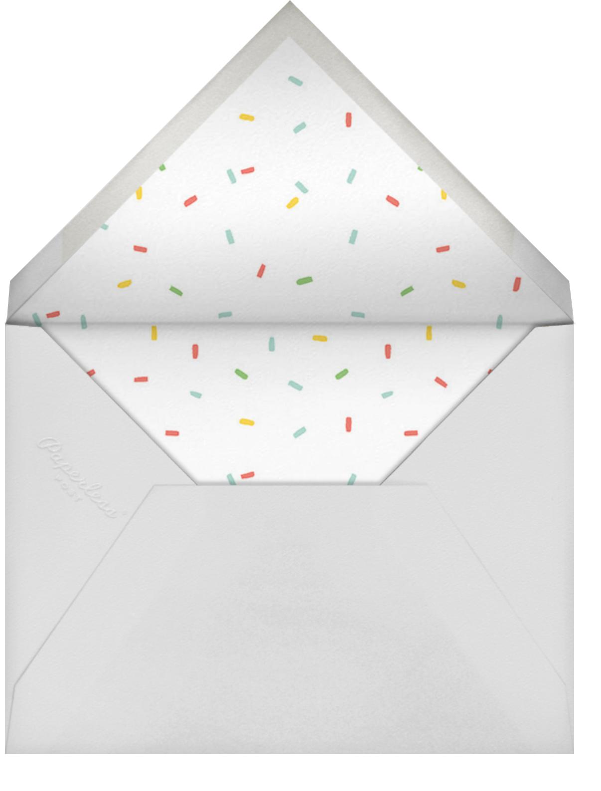 Furfetti - Mint - Paperless Post - Kids' birthday - envelope back