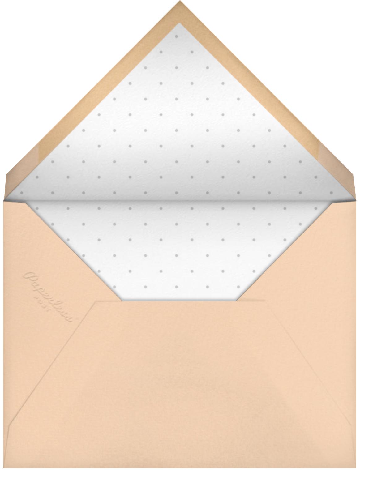 Welcoming Committee - Paperless Post - Kids' birthday - envelope back