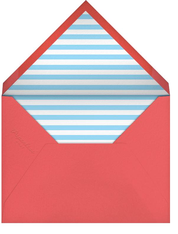 Balloon Pops - Paperless Post - Retirement party - envelope back