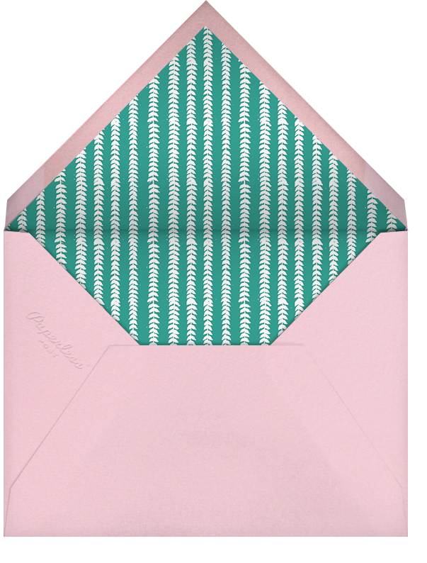 Barton Park (Square) - Paperless Post - Casual entertaining - envelope back