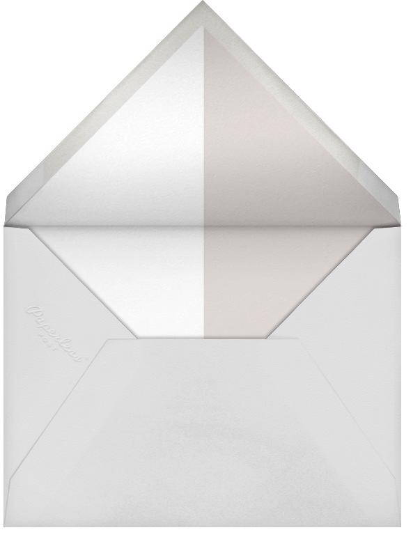 Burgoyne (Invitation) - Oyster/Gold - Paperless Post - Envelope