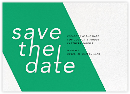 Northwest - Paperless Post - Event save the dates