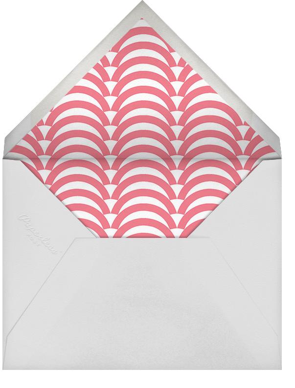 Arches - Navy - Jonathan Adler - Casual entertaining - envelope back