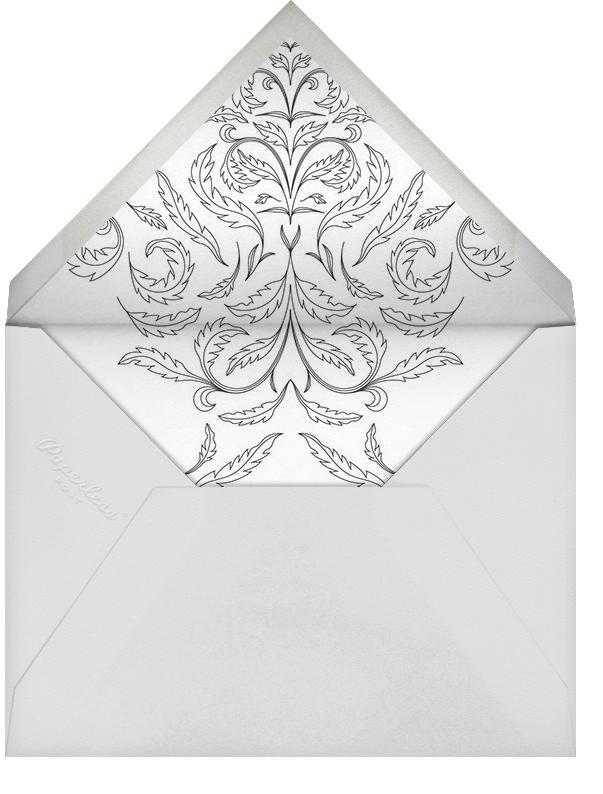 Nouveau Numerals (Photo) - Sixty - Paperless Post - Envelope