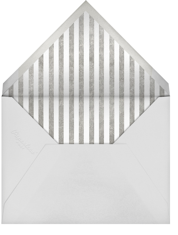 Deco Border - White - Paperless Post - Professional events - envelope back