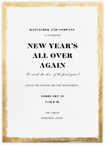 Bristle - Paperless Post - Reception invitations
