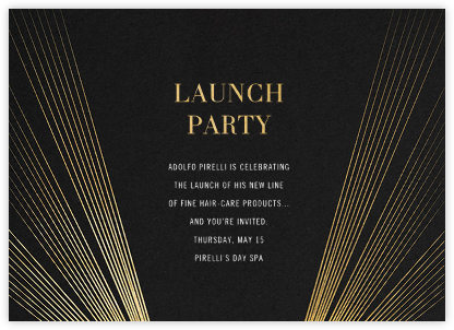 Searchlight Pictures - Paperless Post - Launch Party Invitations