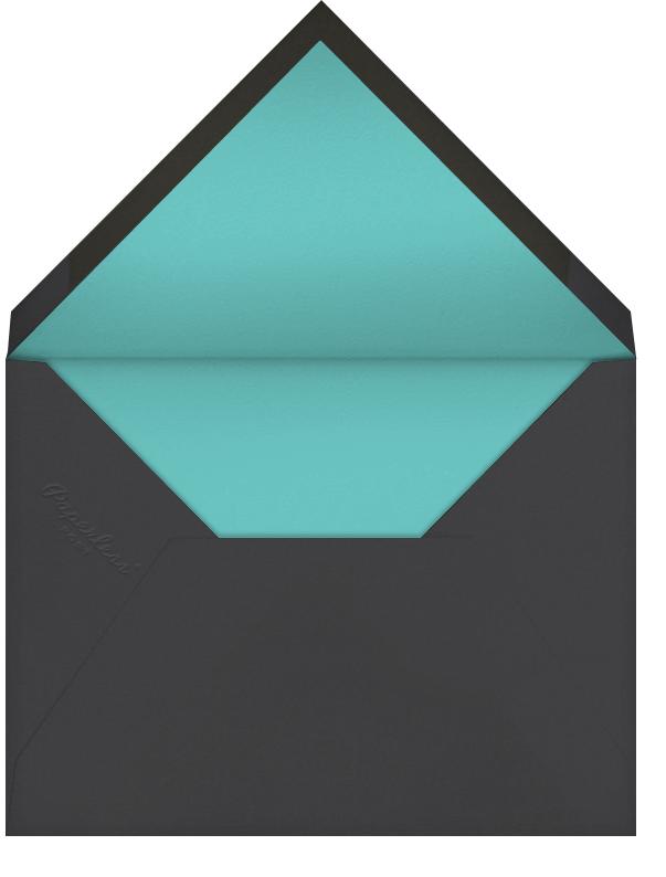 Mosaic - Lagoon - Paperless Post - Envelope