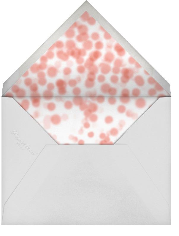 Double Bubble - Crate & Barrel - Envelope