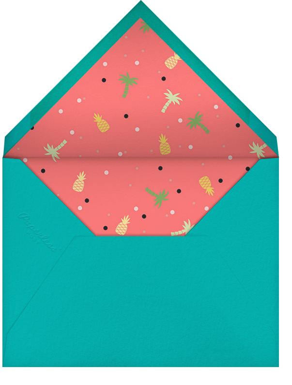 Lemon Drop (Square) - Paperless Post - Happy hour - envelope back