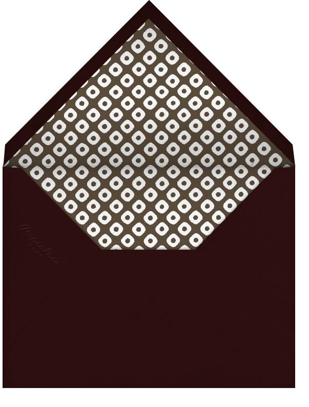 Lyford - Paperless Post - Casual entertaining - envelope back