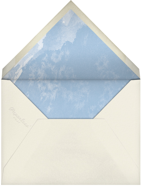 Relative - Paperless Post - Professional events - envelope back