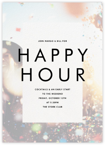 Density - White - Paperless Post - Casual Party Invitations