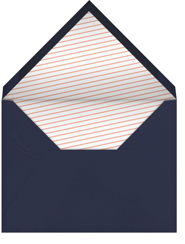 Mercer (Save the Date) - Dusk - Paperless Post - Save the date - envelope back