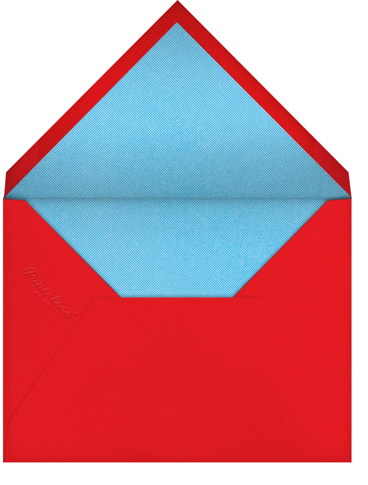 Shish-Ka-Barbecue - Paperless Post - Barbecue - envelope back