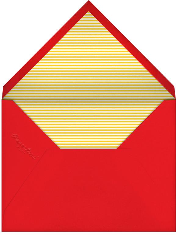 No Fears Just Beers - Paperless Post - Oktoberfest - envelope back
