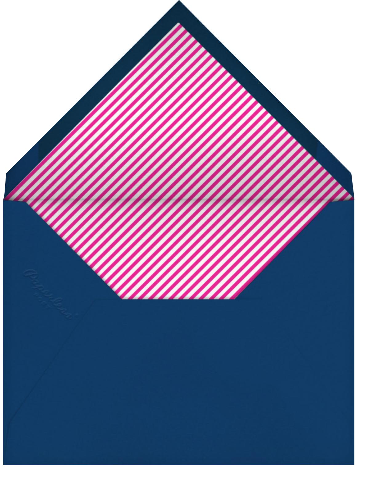 Ring It In (Horizontal) - Multi - Jonathan Adler - New Year's Eve - envelope back
