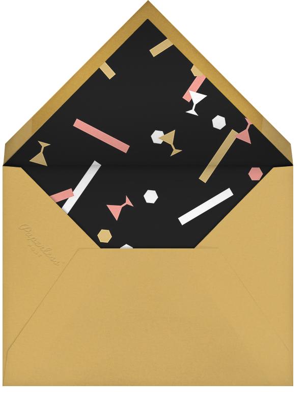 Idylle (Photo) - Gold - Paperless Post - Envelope